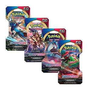 Blister Unitário : Pokémon - Espada e Escudo