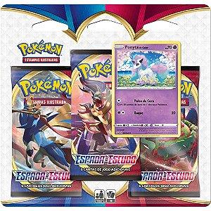 Pack triplo : Pokémon - Espada e Escudo (sortido)
