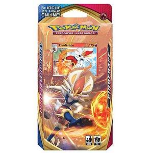 Deck Pokémon: Espada e Escudo - Cinderace - Iteleon - Rillaboom