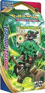 Deck Pokémon: Espada e Escudo - Rillaboom
