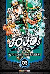 Jojo's Bizarre Adventure: parte 3 - Edição 3