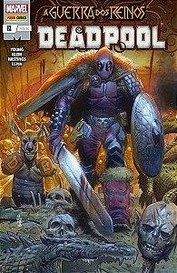 Deadpool : A Guerra dos Reinos - edição 12