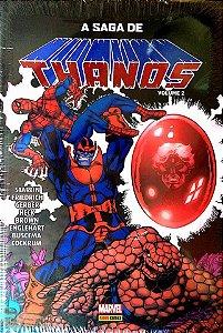 A Saga de Thanos - Volume 2