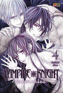 Vampire Knight Memories - Volume 4