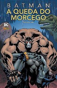 Batman: A Queda do Morcego - Volume 1 - Capa Cartão