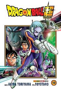 Dragon Ball Super - Edição 10