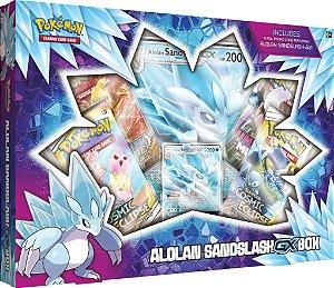 Coleção Sandslash de Alola Gx: Pokémon