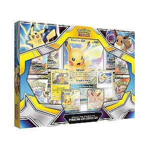 Coleção Especial Pikachu GX e Eevee GX : Pokémon