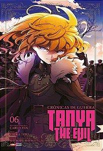 Tanya the Evil: Crônicas de Guerra - Volume 06