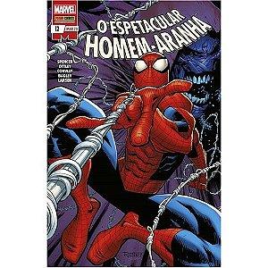 O Espetacular Homem-Aranha - Volume  12