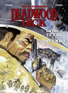Deadwood Dick - Entre o Texas e o Inferno