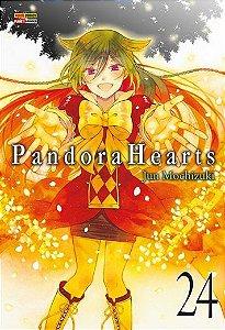 Pandora Hearts - Edição 24