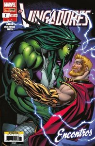 Os Vingadores: Encontros - volume 7