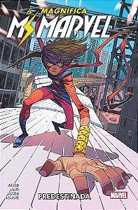 A Magnífica Miss Marvel: Predestinado  - Volume 1