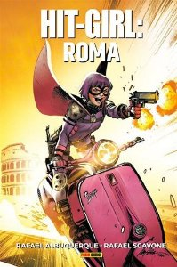 Hit-Girl: Roma - Volume 3