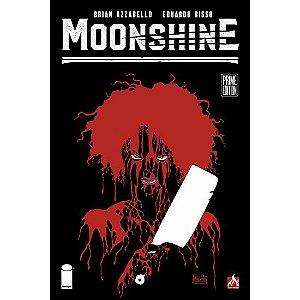 Moonshine - Capa Dura