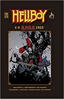 Hellboy e o B.P.D.P - 1953