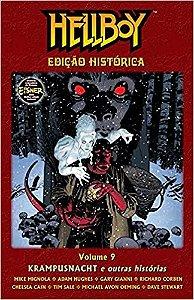 Hellboy - Krampusnacht  - Edição Histórica - Volume 9