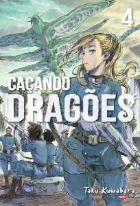 Caçando Dragões - Volume 4