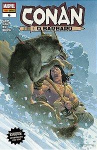 Conan, O Bárbaro - Volume 6