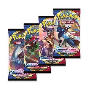 Card Pokémon : Espada e Escudo