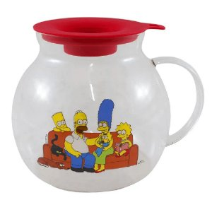 Pipoqueira The Simpsons