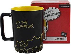 Caneca Os Simpsons 500ml