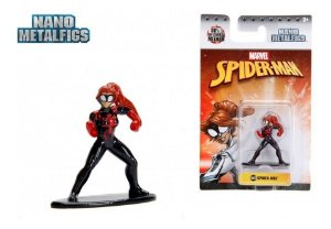 Nano  Metalfics Marvel Spider-Girl