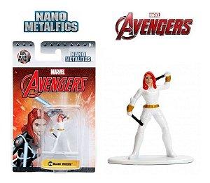 Nano Metalfics Marvel Black Widow