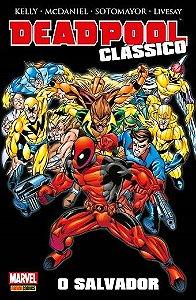 Deadpool Clássico vol 5 - O Salvador