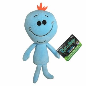 Mr. Meeseeks - Rick and Morty