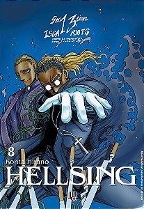 Livro - Hellsing Especial - Vol. 8