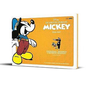 Os Anos de Ouro de Mickey - 1946 - 1947 Fantasmas, Tesouros e Meninos-Prodígio