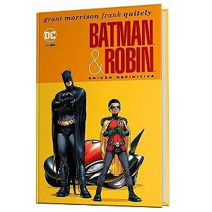 Batman & Robin: Edição Especial - 1 Edição Definitiva