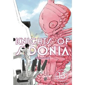 Knights of Sidonia - Vol. 13
