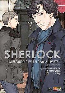 Sherlock - Parte 1