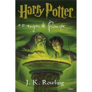 Livro - Harry potter e o enigma do príncipe