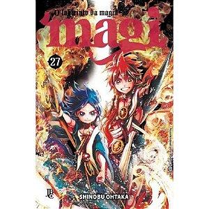 Magi: O labirinto da magia - Vol. 27