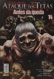 Ataque dos Titãs: Antes da Queda - Edição 14