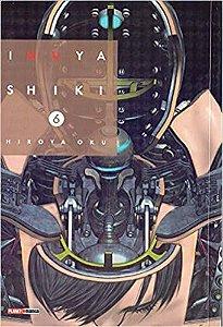 Inuyashiki - Edição 6