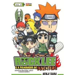 Rock Lee - volume 3