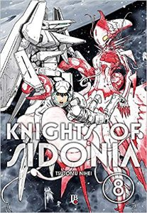 Knights of Sidonia - Volume 8