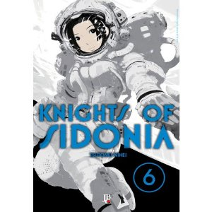 Knights of Sidonia - Volume 6