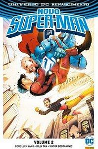 Novo Super-Man: Renascimento - Volume 2