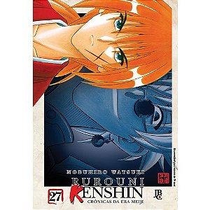 Rurouni Kenshin:  Crônicas da Era Meiji - Volume 27
