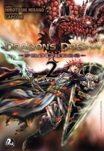 Dragon's Dogma Progress - Volume 2
