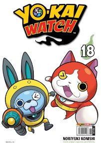 Yo-kai Watch - Volume 18