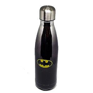 Garrafa de Alumínio Degrade DC Batman Logo