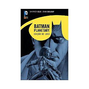 Batman: Planetary Edição de Luxo