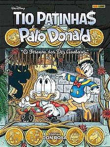 Biblioteca Don Rosa: Tio Patinha$ e Pato Donald - O Tesouro dos Dez Avatares